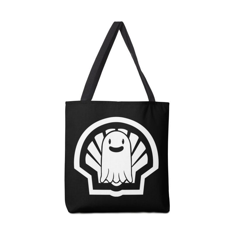 Ghost In A Shell Accessories Tote Bag Bag by Requiem's Thread Shop