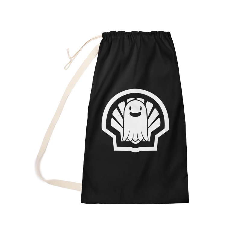 Ghost In A Shell Accessories Laundry Bag Bag by Requiem's Thread Shop