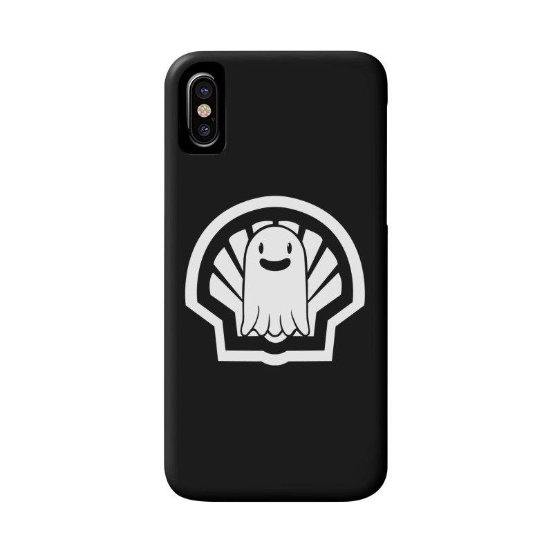 Ghost In A Shell Accessories Phone Case by Requiem's Thread Shop