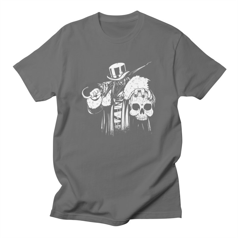 No More Heroes  Men's T-Shirt by Requiem's Thread Shop