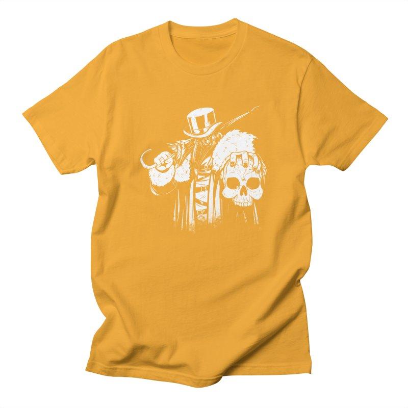 No More Heroes  Men's T-Shirt by Requiem's Thread Shop