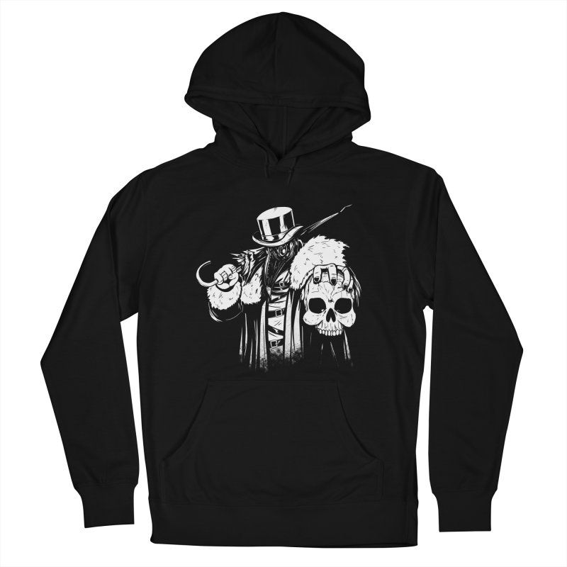 No More Heroes  Women's Pullover Hoody by Requiem's Thread Shop