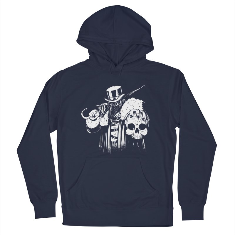 No More Heroes  Women's French Terry Pullover Hoody by Requiem's Thread Shop