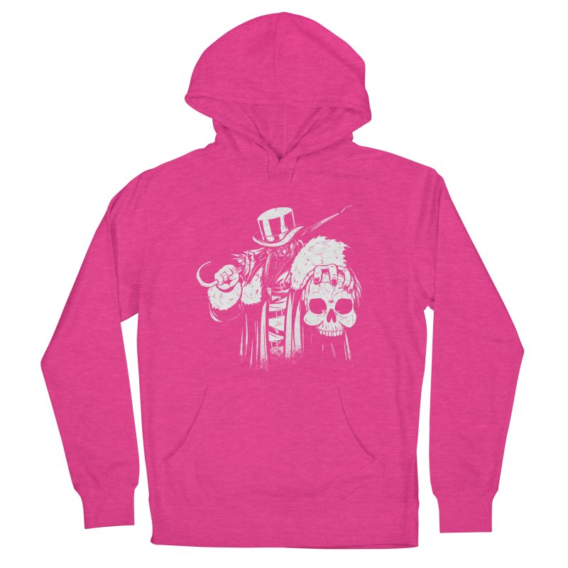 No More Heroes  Men's French Terry Pullover Hoody by Requiem's Thread Shop