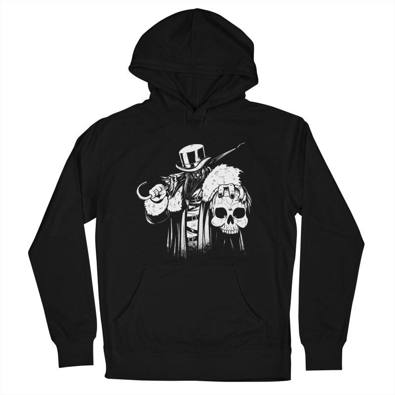 No More Heroes  Men's Pullover Hoody by Requiem's Thread Shop