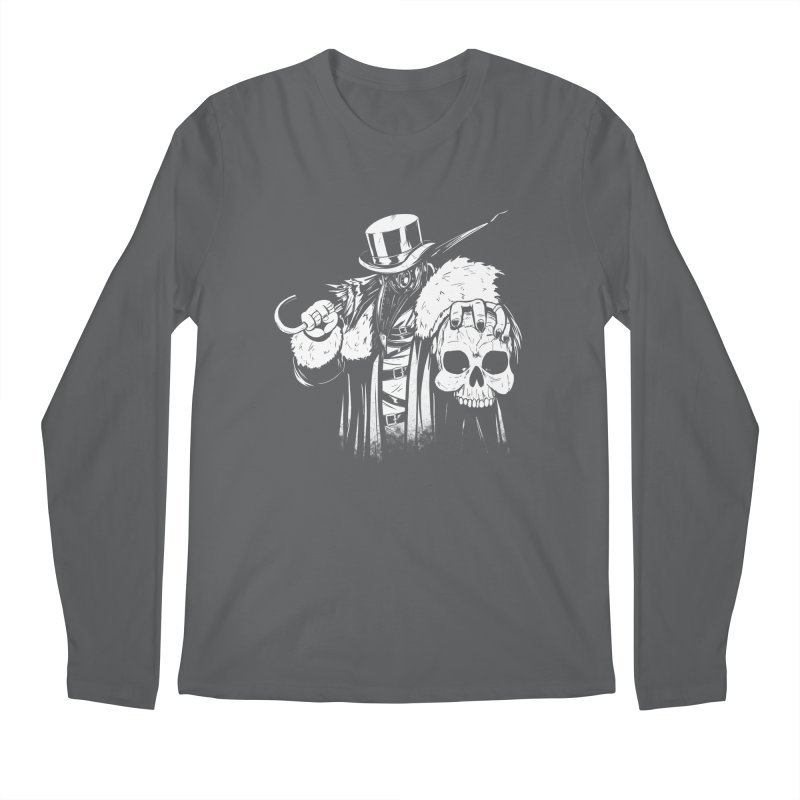 No More Heroes  Men's Longsleeve T-Shirt by Requiem's Thread Shop