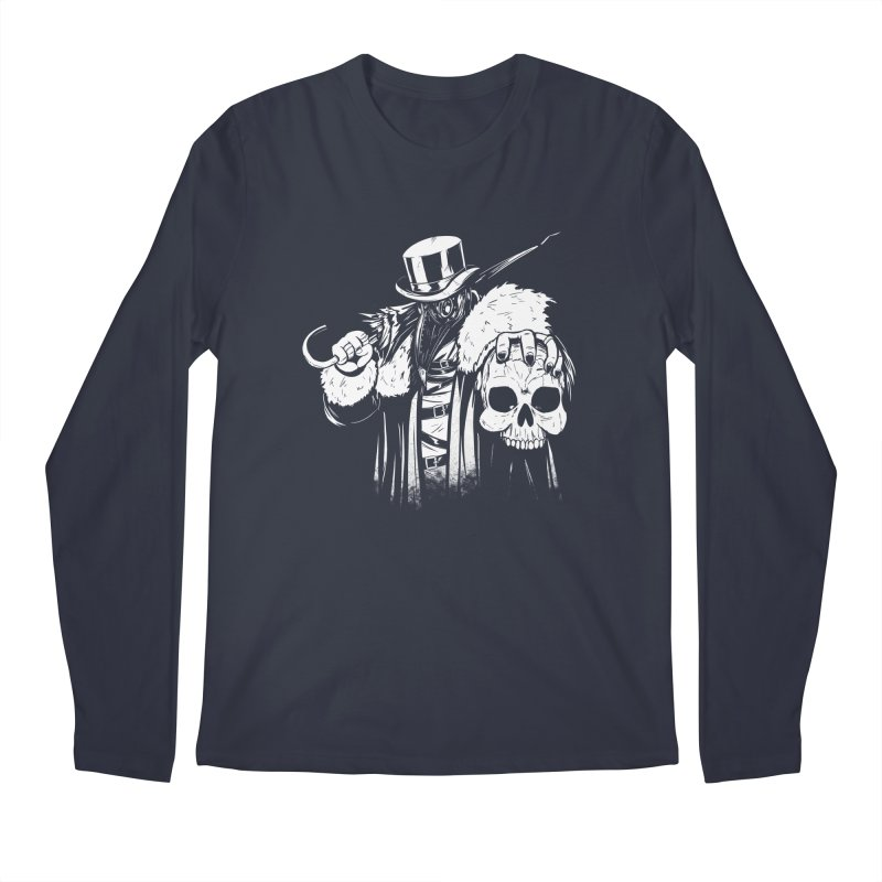 No More Heroes  Men's Regular Longsleeve T-Shirt by Requiem's Thread Shop