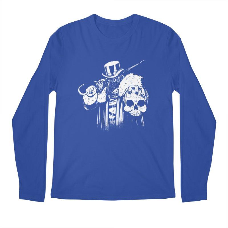 No More Heroes  Men's Regular Longsleeve T-Shirt by Requiem's Thread Shop