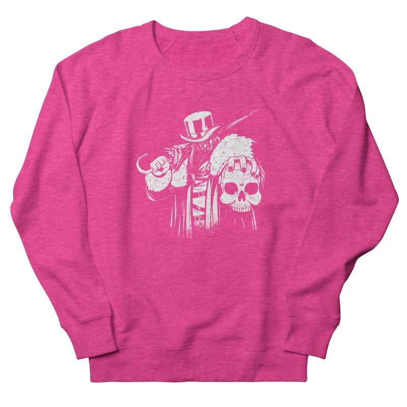 No More Heroes  Women's Sweatshirt by Requiem's Thread Shop
