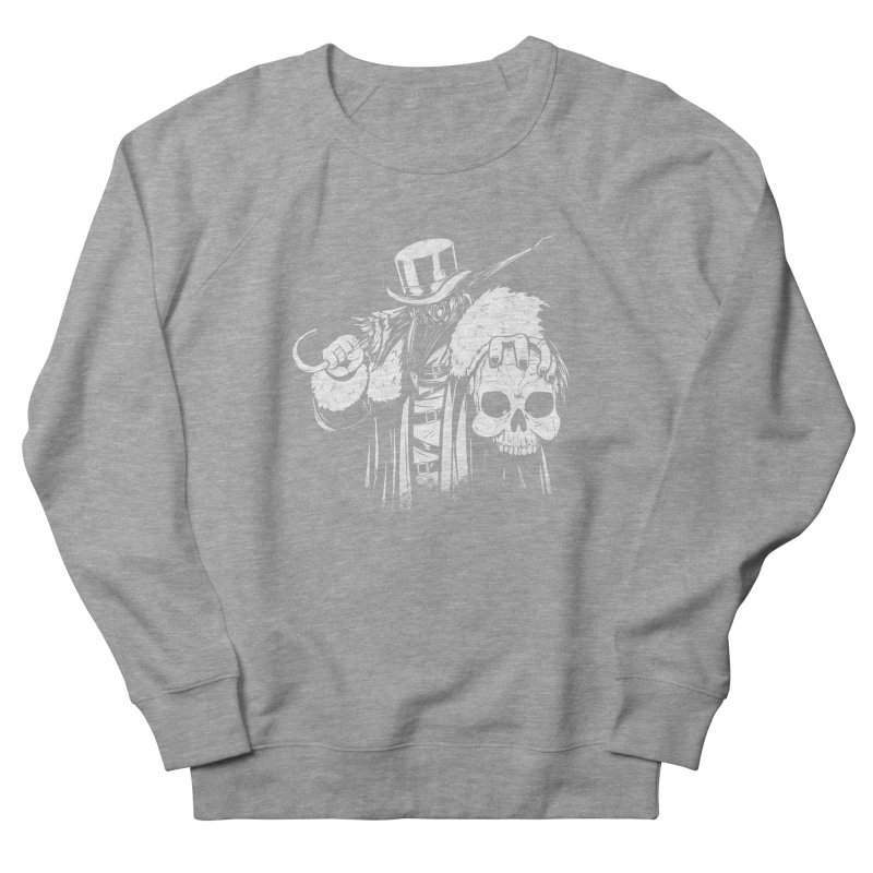 No More Heroes  Men's French Terry Sweatshirt by Requiem's Thread Shop