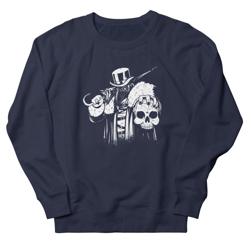 No More Heroes  Men's French Terry Sweatshirt by Requiem's Thread Shop