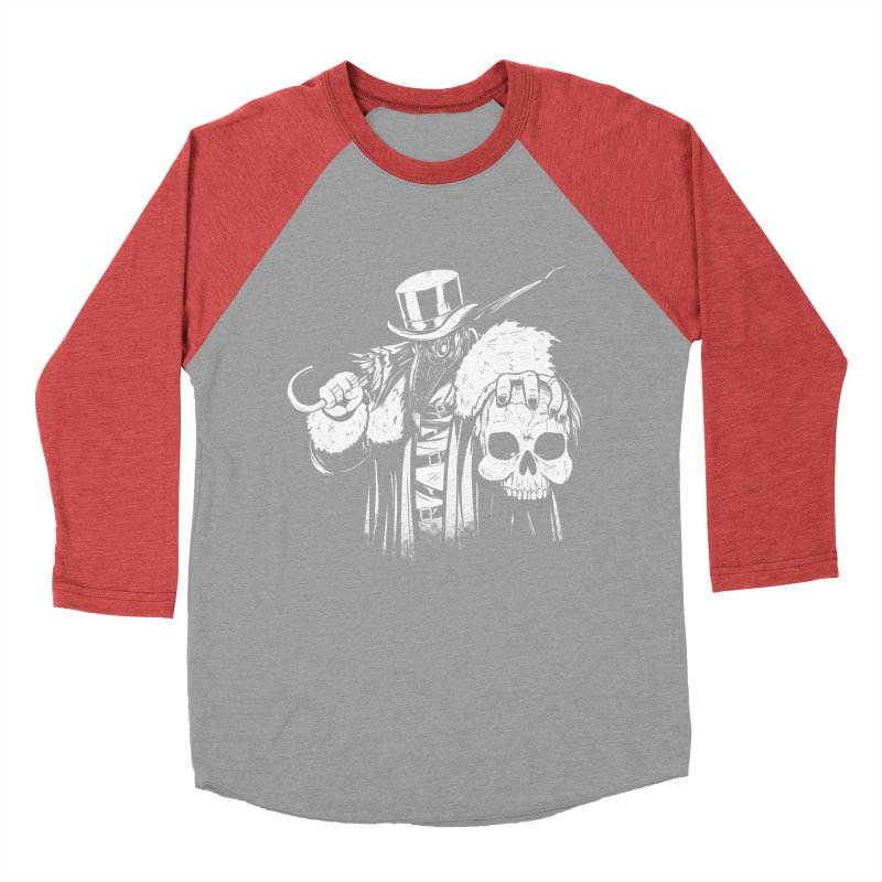 No More Heroes  Men's Baseball Triblend Longsleeve T-Shirt by Requiem's Thread Shop