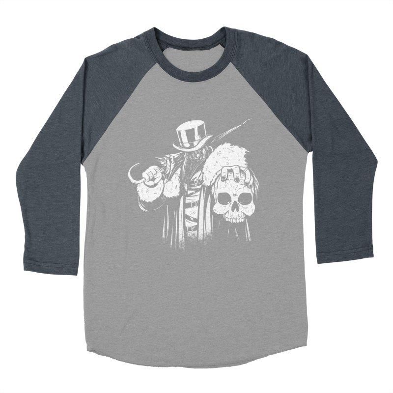 No More Heroes  Men's Baseball Triblend T-Shirt by Requiem's Thread Shop