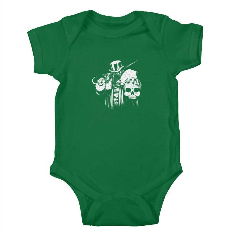 No More Heroes  Kids Baby Bodysuit by Requiem's Thread Shop