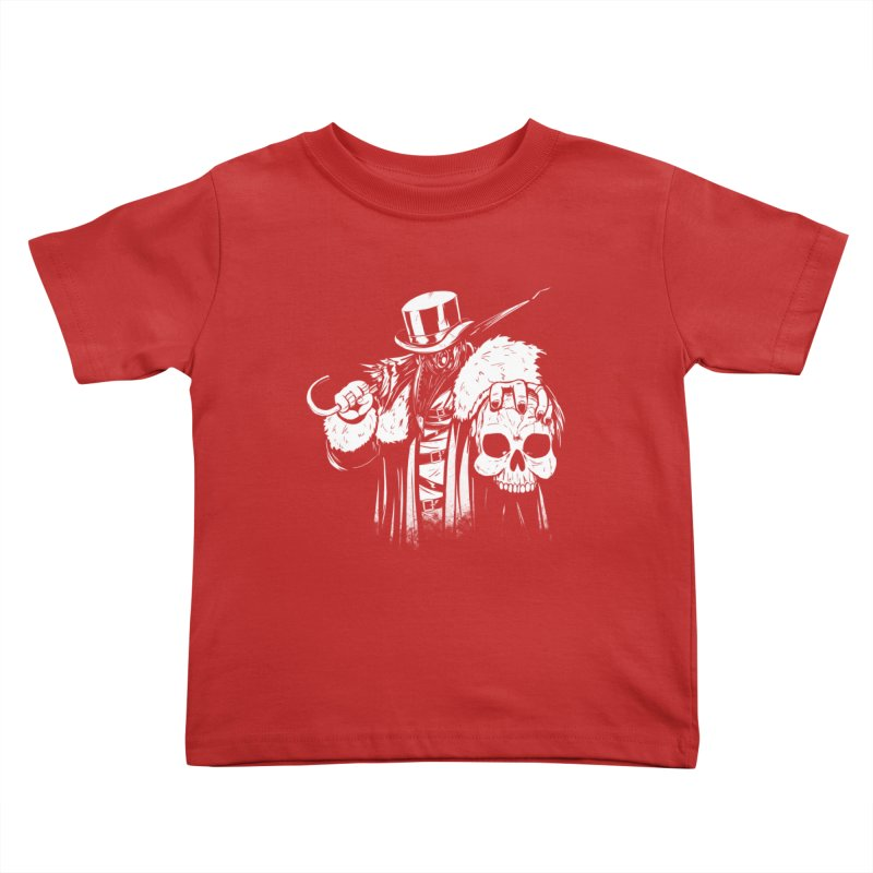 No More Heroes  Kids Toddler T-Shirt by Requiem's Thread Shop