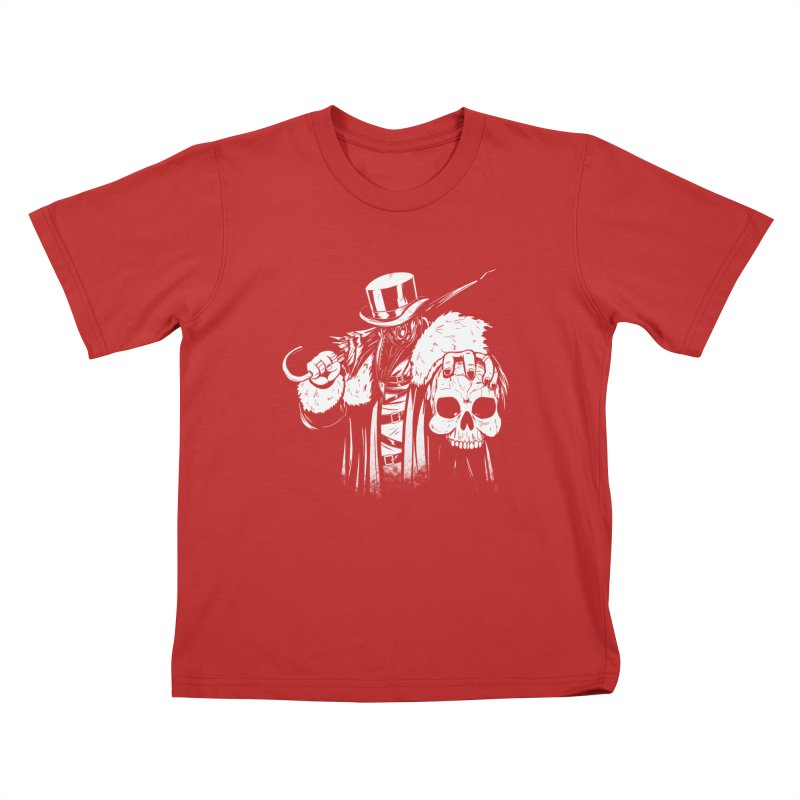 No More Heroes  Kids T-Shirt by Requiem's Thread Shop