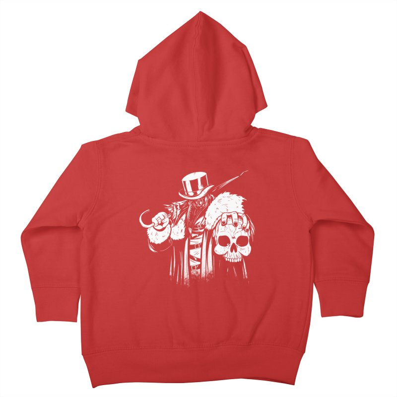 No More Heroes  Kids Toddler Zip-Up Hoody by Requiem's Thread Shop