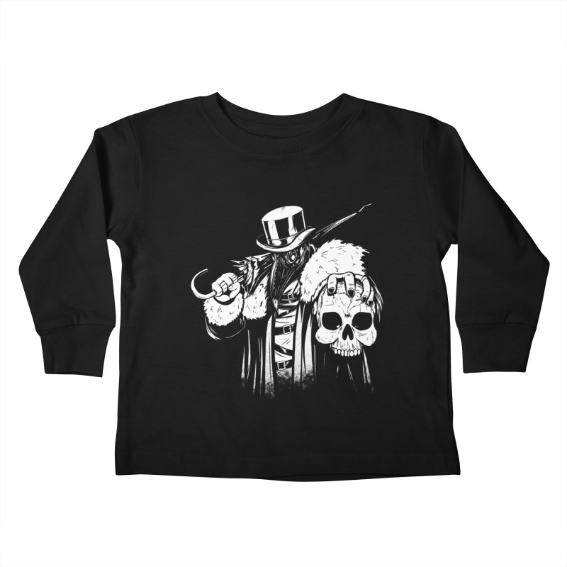 No More Heroes  Kids Toddler Longsleeve T-Shirt by Requiem's Thread Shop