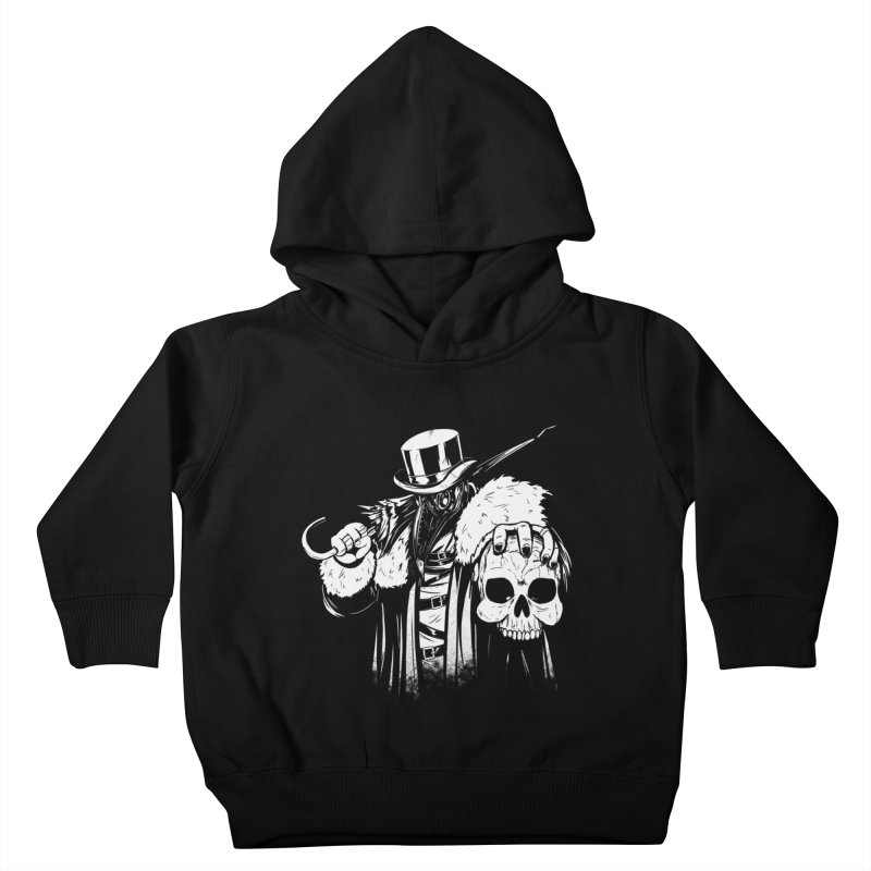 No More Heroes  Kids Toddler Pullover Hoody by Requiem's Thread Shop