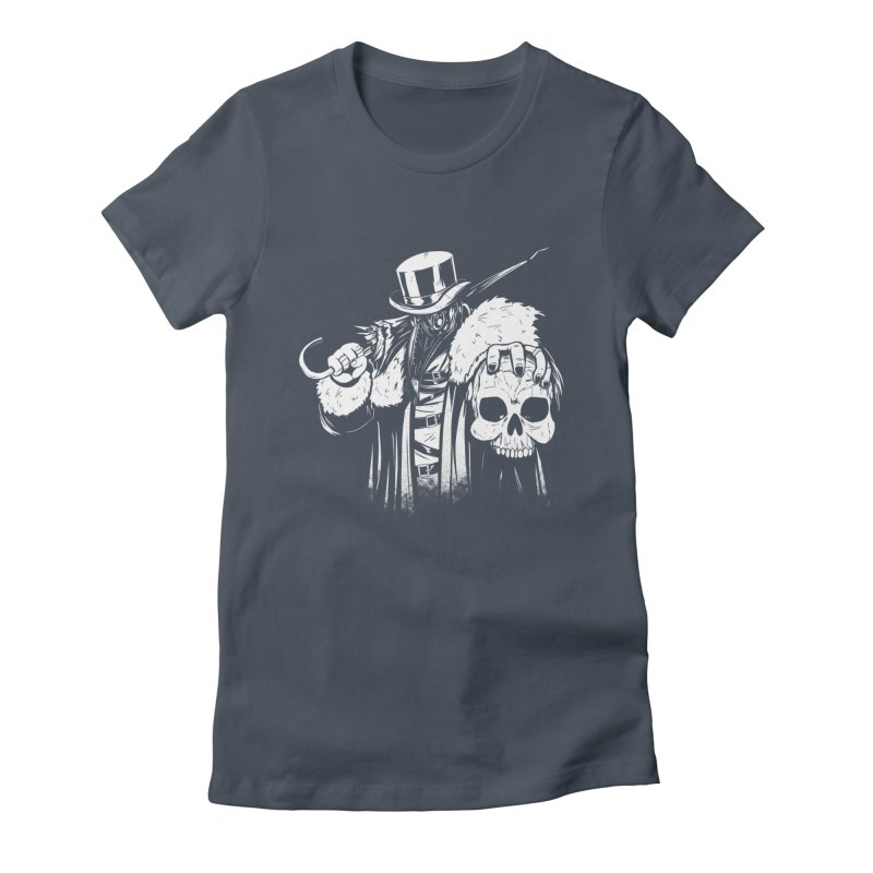 No More Heroes  Women's T-Shirt by Requiem's Thread Shop