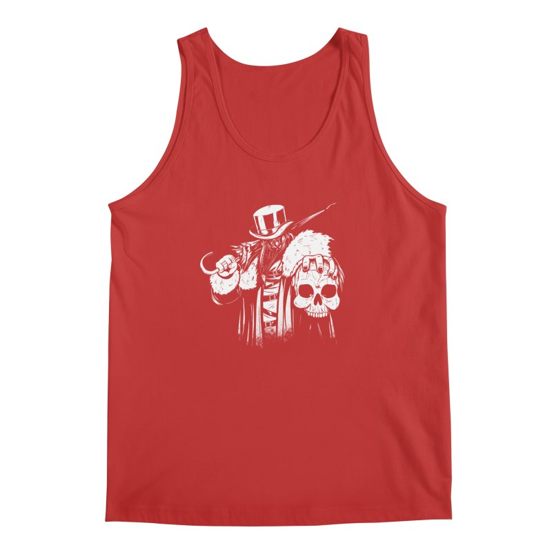 No More Heroes  Men's Regular Tank by Requiem's Thread Shop