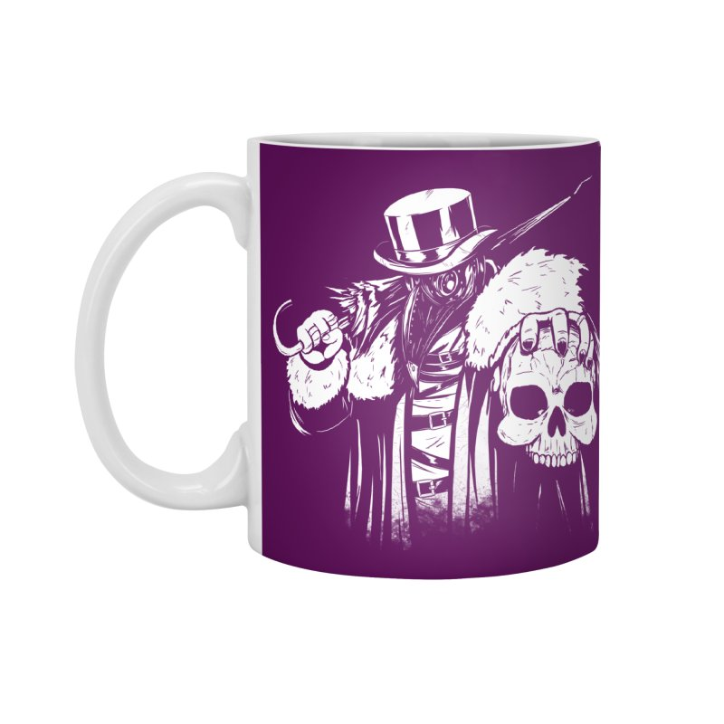 No More Heroes  Accessories Mug by Requiem's Thread Shop