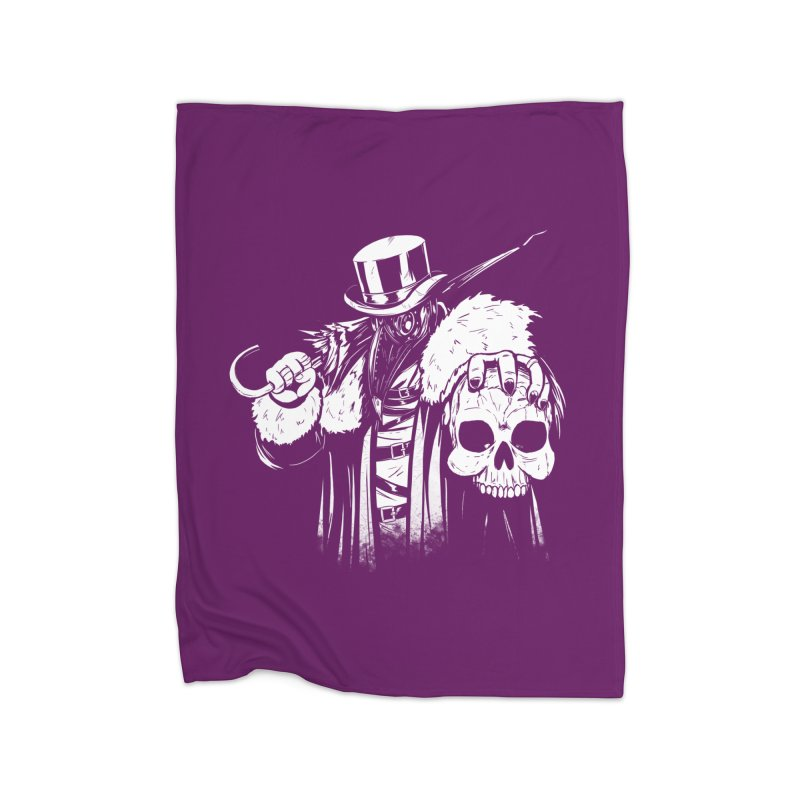 No More Heroes  Home Blanket by Requiem's Thread Shop