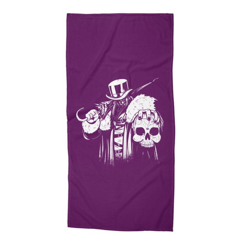 No More Heroes  Accessories Beach Towel by Requiem's Thread Shop