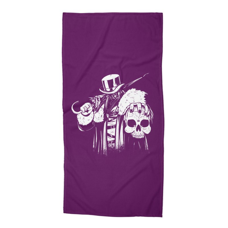No More Heroes  Accessories Beach Towel by Requiem's Thread Shop