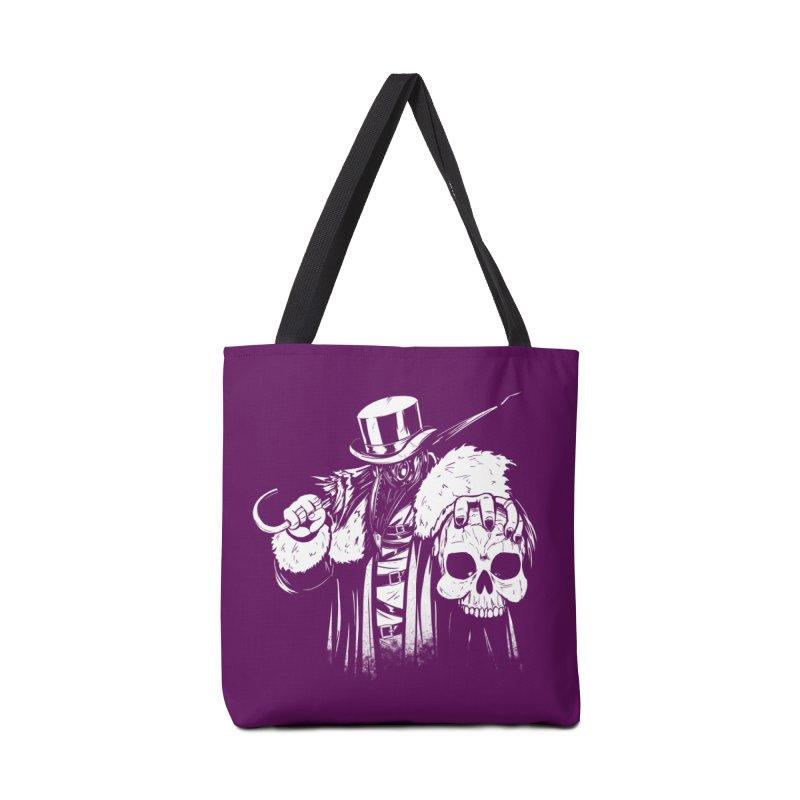 No More Heroes  Accessories Bag by Requiem's Thread Shop