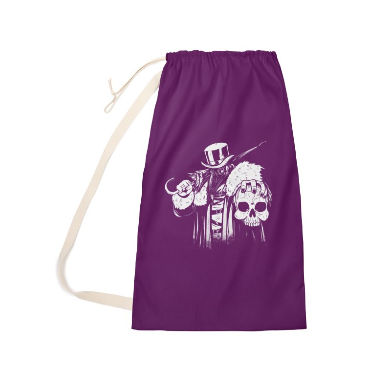 No More Heroes  Accessories Laundry Bag Bag by Requiem's Thread Shop