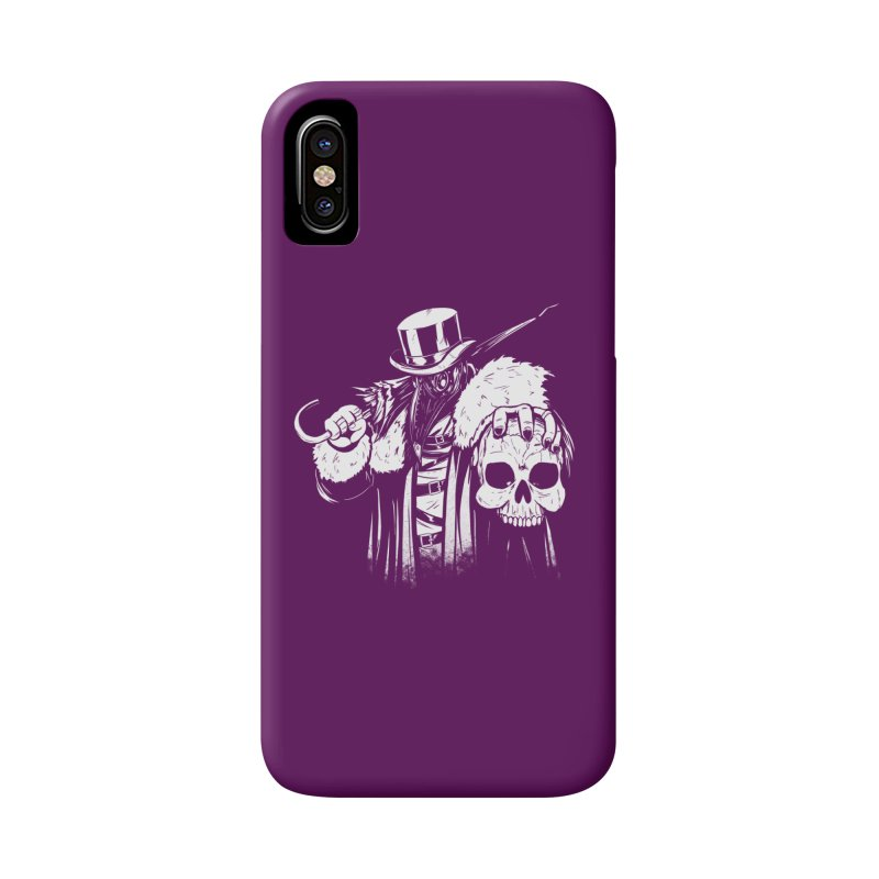No More Heroes  Accessories Phone Case by Requiem's Thread Shop
