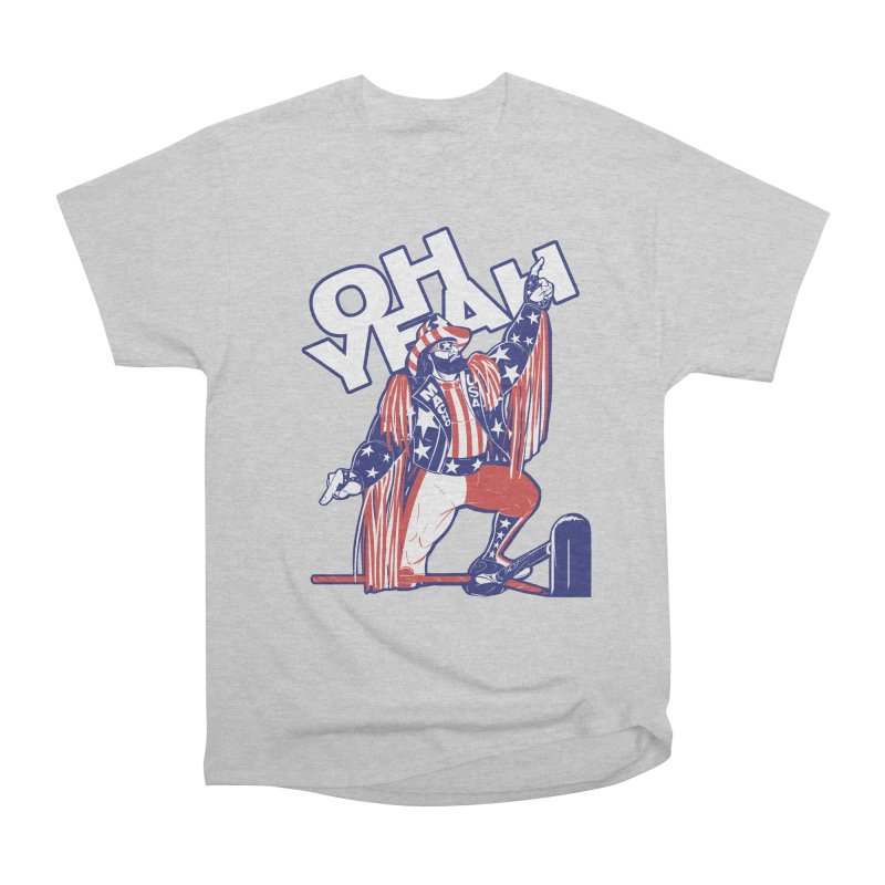 The Cream of the Crop Women's Heavyweight Unisex T-Shirt by Requiem's Thread Shop