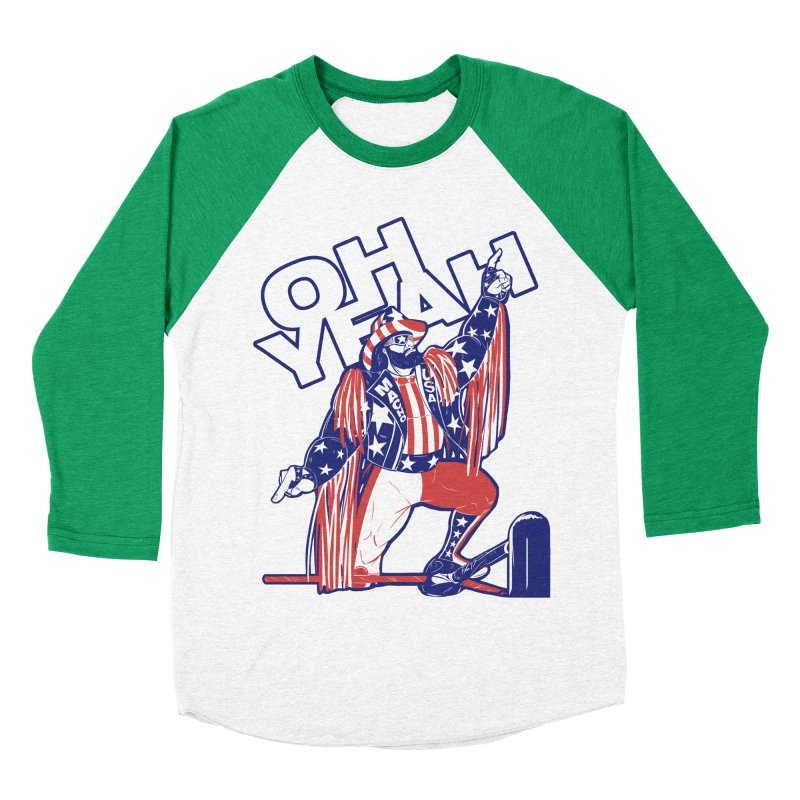 The Cream of the Crop Women's Baseball Triblend Longsleeve T-Shirt by Requiem's Thread Shop