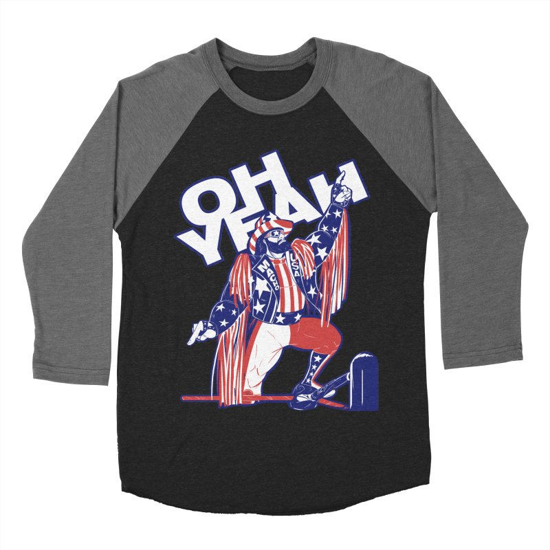 The Cream of the Crop Women's Baseball Triblend T-Shirt by Requiem's Thread Shop