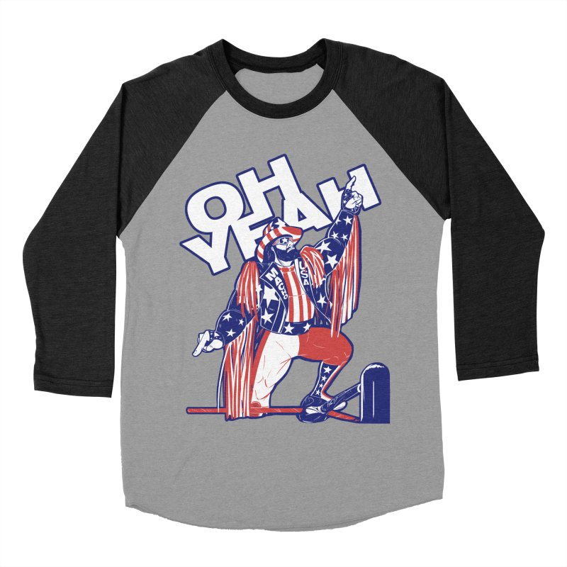 The Cream of the Crop Men's Baseball Triblend Longsleeve T-Shirt by Requiem's Thread Shop