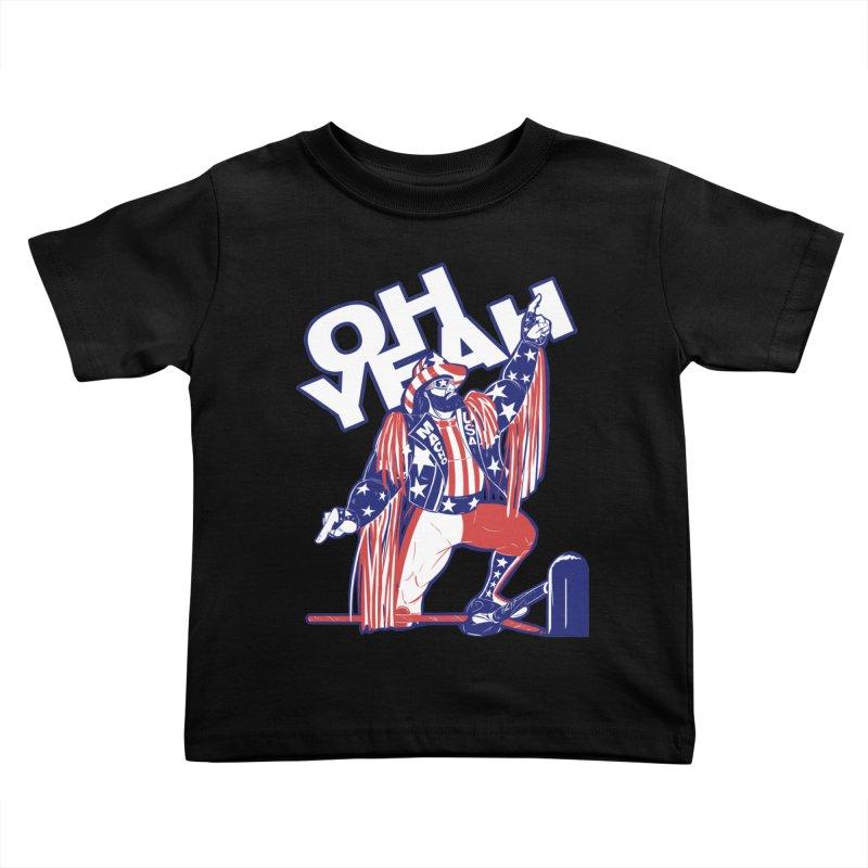 The Cream of the Crop Kids Toddler T-Shirt by Requiem's Thread Shop