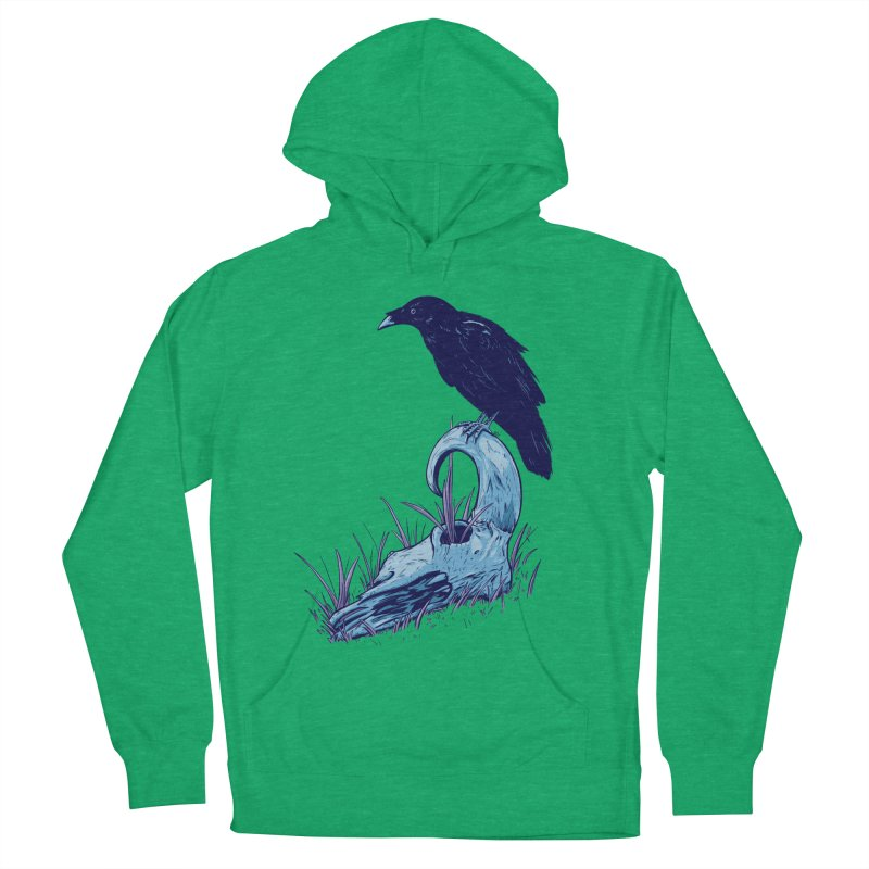 Nightmares Men's French Terry Pullover Hoody by Requiem's Thread Shop