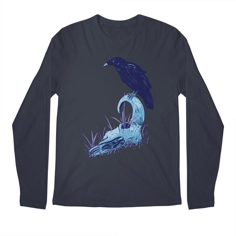Nightmares Men's Regular Longsleeve T-Shirt by Requiem's Thread Shop