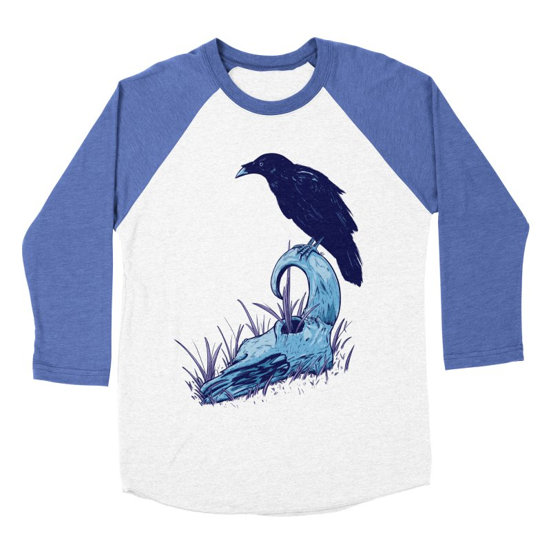 Nightmares Women's Baseball Triblend T-Shirt by Requiem's Thread Shop
