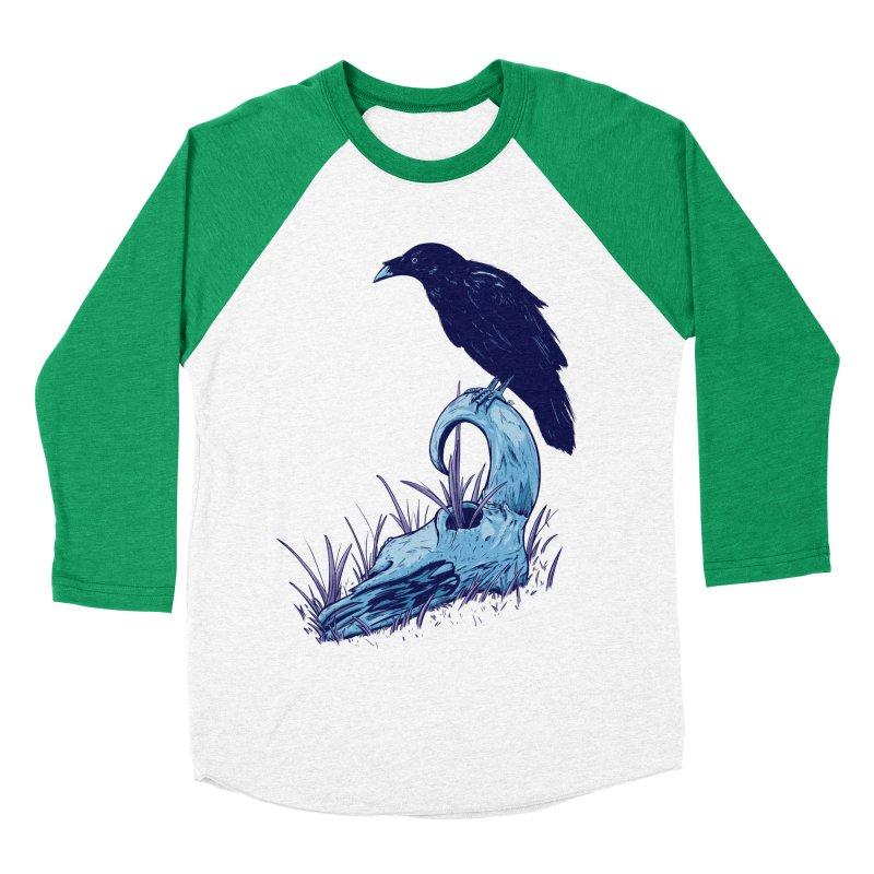 Nightmares Women's Baseball Triblend Longsleeve T-Shirt by Requiem's Thread Shop