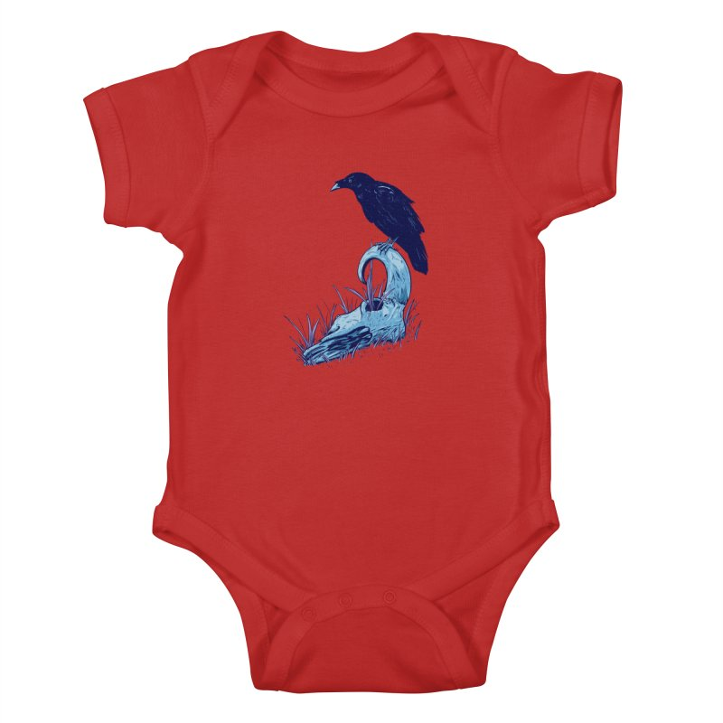 Nightmares Kids Baby Bodysuit by Requiem's Thread Shop