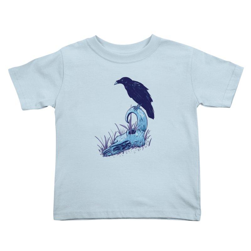 Nightmares Kids Toddler T-Shirt by Requiem's Thread Shop