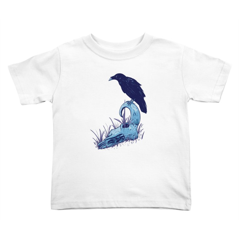 Nightmares Kids Toddler T-Shirt by Requiem's Thread Shop