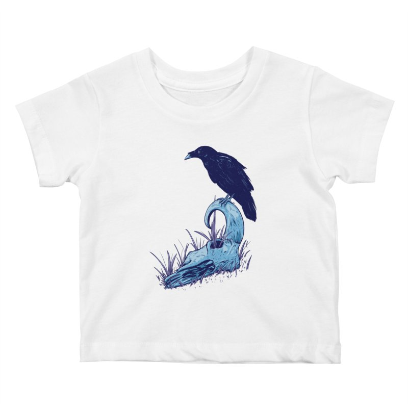 Nightmares Kids Baby T-Shirt by Requiem's Thread Shop