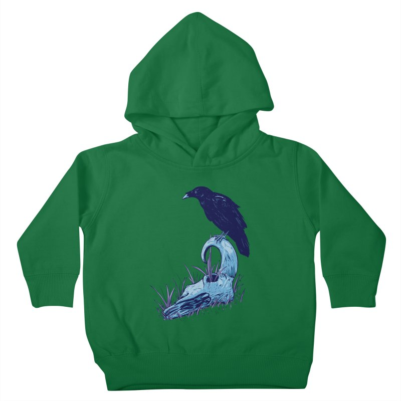 Nightmares Kids Toddler Pullover Hoody by Requiem's Thread Shop