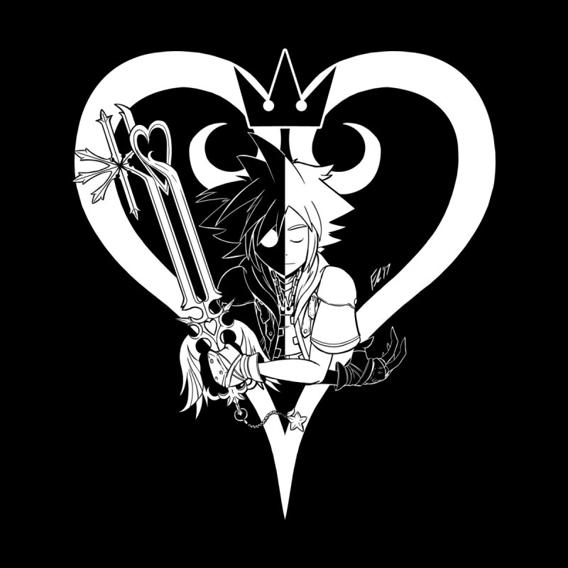 Heartless Men's T-Shirt by Requiem's Thread Shop