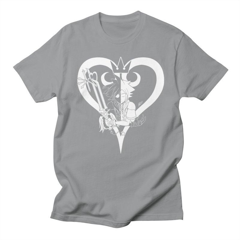 Heartless Men's Regular T-Shirt by Requiem's Thread Shop