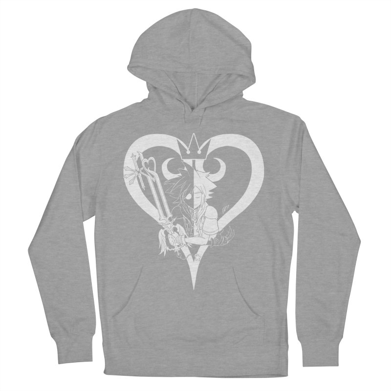 Heartless Women's Pullover Hoody by Requiem's Thread Shop