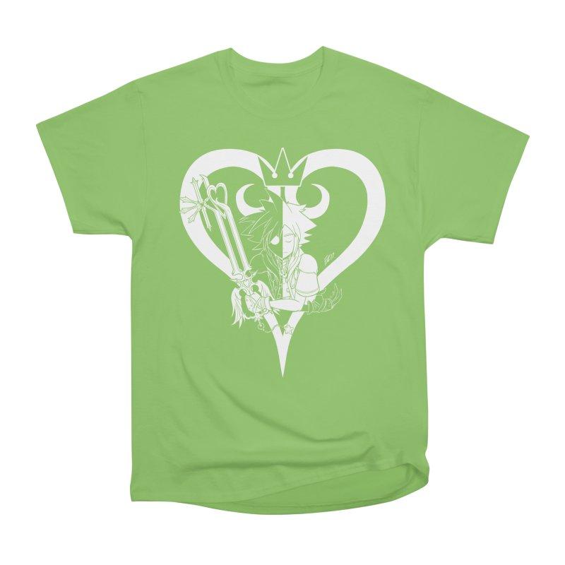 Heartless Women's Heavyweight Unisex T-Shirt by Requiem's Thread Shop